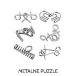 metal puzzle PRIPREMA-01